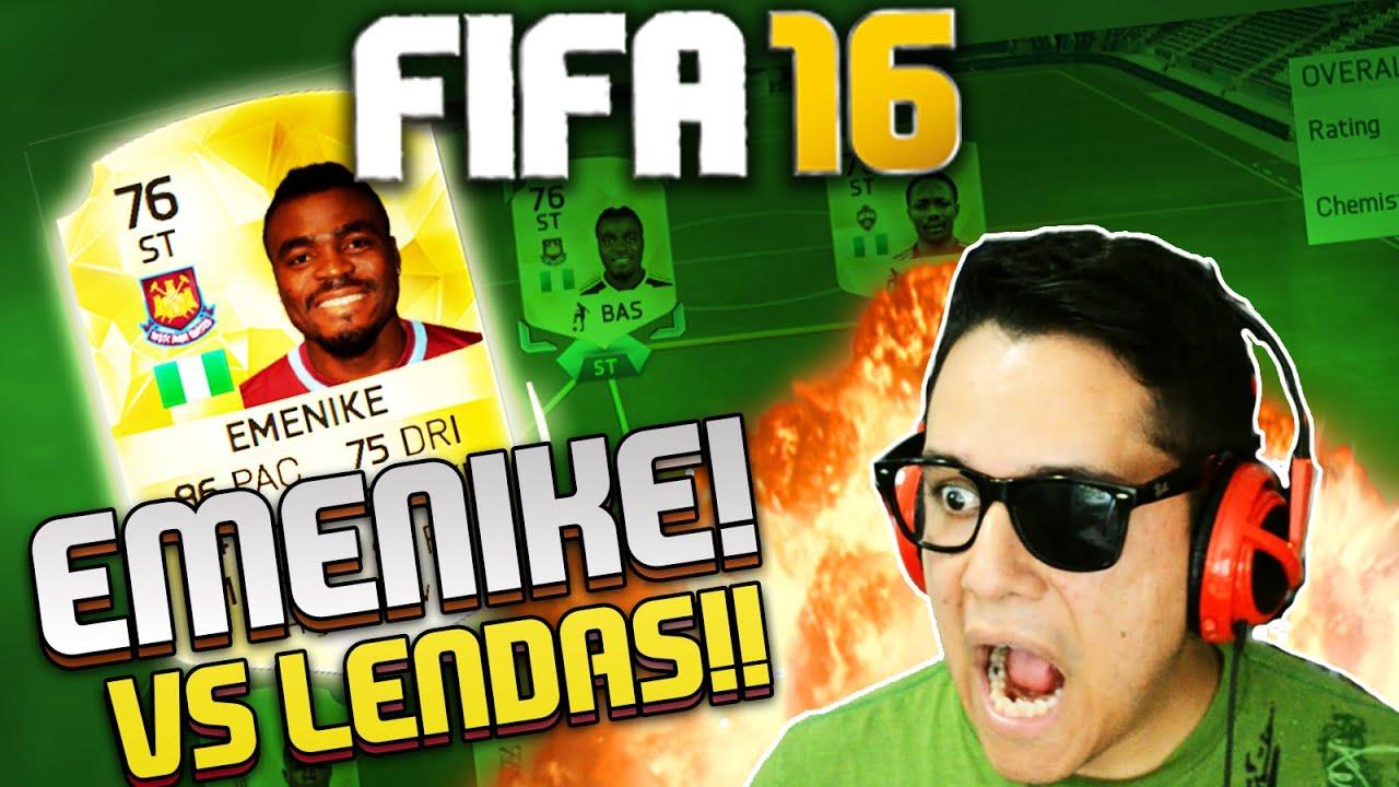 Emenike Fifa 16