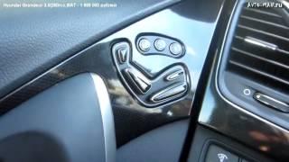 Hyundai Grandeur Тест драйв Anton Avtoman смотреть