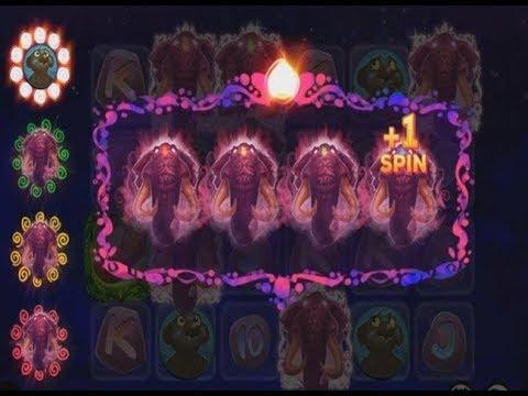 Pink Elephants - 23 Free Spins Big Win!