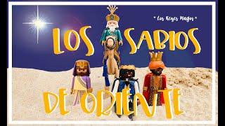 LOS SABIOS DE ORIENTE (Los Reyes Magos)