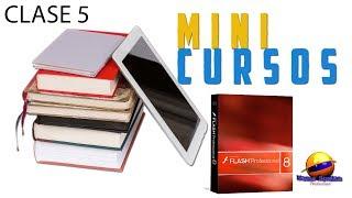 Mini Curso: Macromedia Flash 8 - Clase 5 - Tipos de Textos