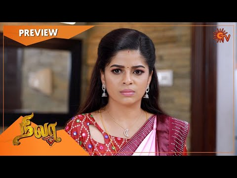 Nila - Preview   Full EP free on SUN NXT   03 April 2021   Sun TV   Tamil Serial