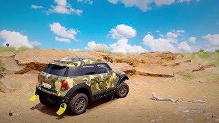 Forza Horizon 3  2014 MINI X-RAID COUNTRYMAN [Off-Road]
