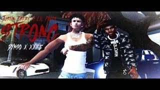 Justin Rarri - STRONG (feat. Lil Poppa) MUSIC VIDEO