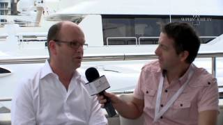 Superyacht TV speaks with Jan Bart Verkyul from Feadship