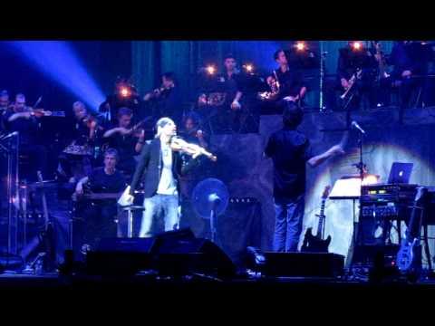 David Garrett - Fluch der Karibik Soundtrack (Stadthalle/Wien - 21.06.11)