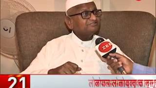 Headlines: Anna Hazare to begin Satyagraha today in Delhi