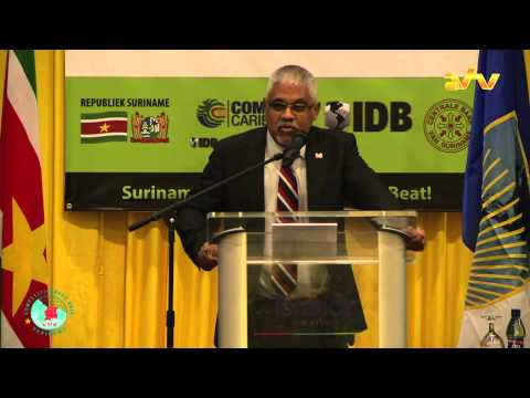 2nd Competitiveness Forum Suriname