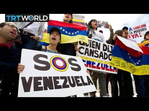Venezuela's Economic Crisis: Protest violinist makes life outside Venezuela