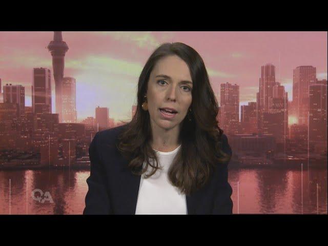 Full interview: Prime Minister Jacinda Ardern on borders, NZ First and Ihumātao - 1 NEWS