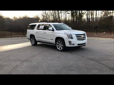 2020 Cadillac Escalade ESV Review
