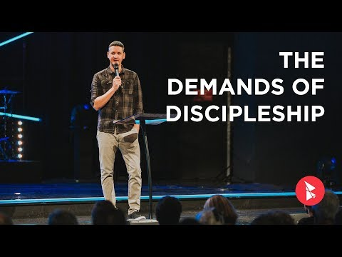 The Demands of Discipleship | The Trouble With Jesus Week 2 | Tim Healy