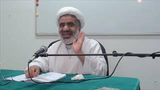 الدرس الأول |  علم الاخلاق | سماحة الشيخ علي الدهنين