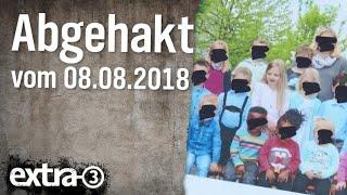Abgehakt am 08.08.2018