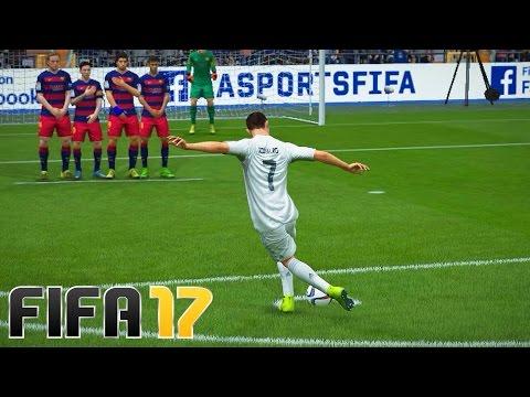 FIFA 17 MES MEILLEURS BUTS ! (Coup Franc, Tirs, Dribbles Etc)