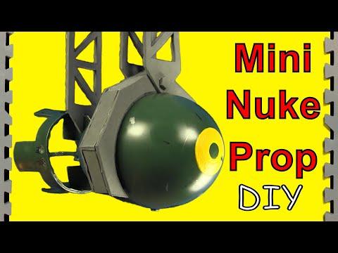 How to Make a Mini Nuke (Fallout DIY) thumbnail