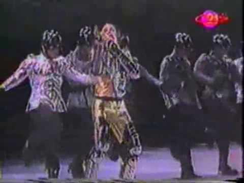 Michael Jackson - History Remix Tunisia Style