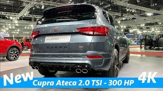 Cupra Ateca 2019 - first quick look in 4K