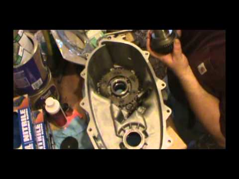 NP208 Transfer Case Reassembly Part 8