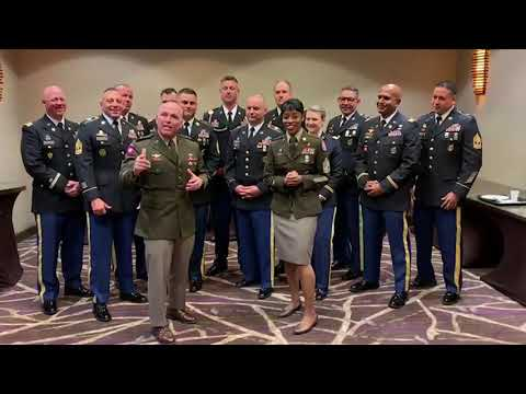 Machine Gun Minute - Top Company Command Teams