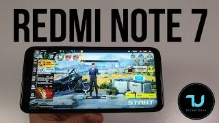 Redmi Note 7 Rules of Survival/Creative Destruction Gameplay/Ultra high Max graphics/gaming test