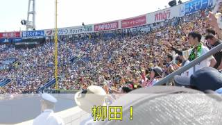 H.29 6/4日の横浜DeNAベイスターズvs福岡ソフトバンクホークスの試合の...