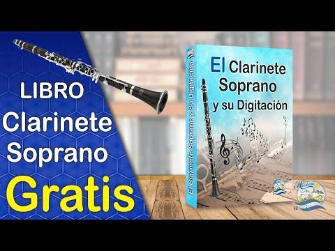 Libro: El Clarinete Soprano y Su Digitación, Biblioteca Gratuita, Libros de Musica