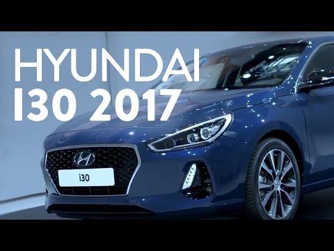 Novo Hyundai i30 2017 interior e exterior i30 em detalhes