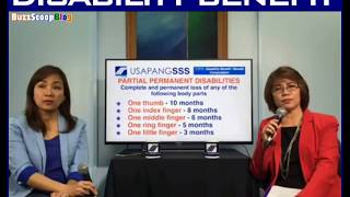 SSS Disability Benefit | Public Service