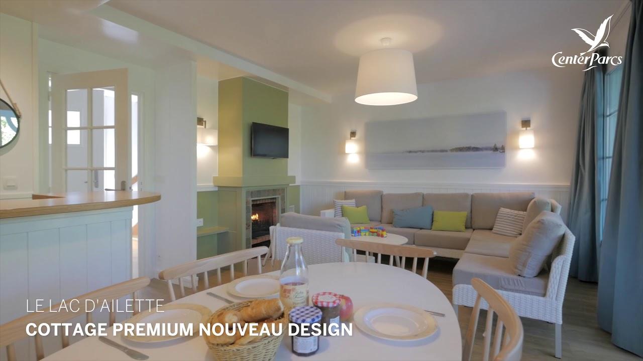 H 233 Bergements Cottage Premium 6 Personnes Au Domaine Du