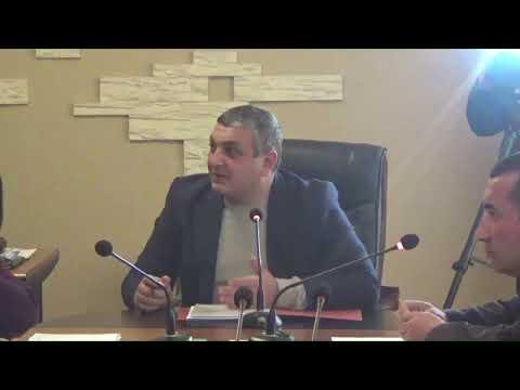 Սևան համայնքի ավագանու նիստ` 16.03.2020