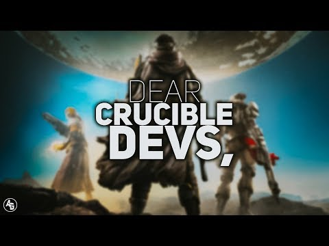 Dear Crucible Devs