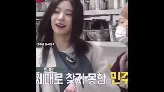 김민주 앞치마 [아이즈원/IZ*ONE]