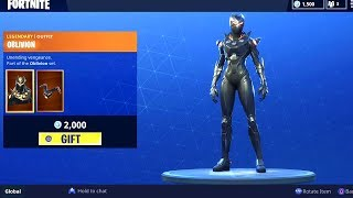 Fortnite GIFTING Oblivion FEMALE Omega Skin (PRO 1v1)