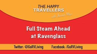 Ravenglass Steam Railway & Eskdale Mill - Fulltime Motorhome Life Vlog #234