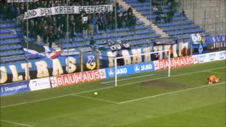 SV Waldhof Mannheim 07 vs. 1. FC Nürnberg II 20. Spieltag Spielzusammenfassung