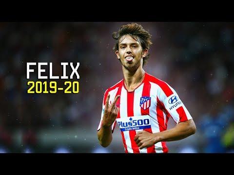 Joao Felix - Skills & Goals 2019/2020 HD