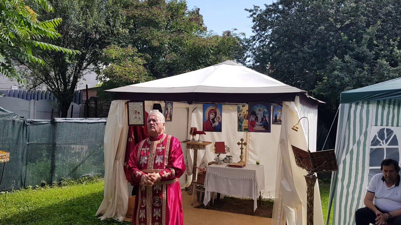 Preot Vasile Spătaru – Predica de pe 26 iulie 2020