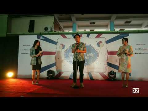 180715 JKT48 - Sungai Impian Medley Tersenyum Sambil Menangis Song Cover @ JKT48 Circus Bandung