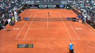Set Point Scramble In Rome Hot Shot