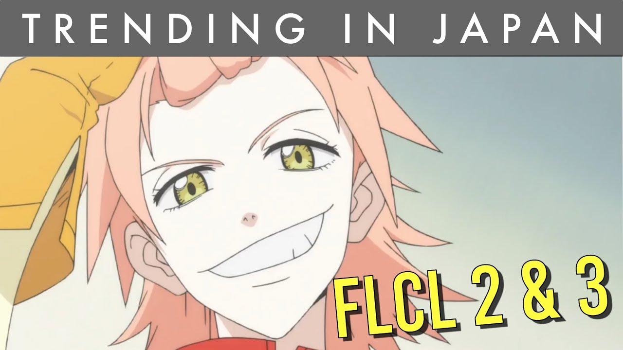 Flcl Is Coming Back Youtube