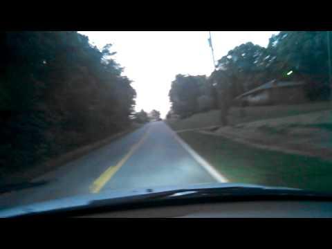 Driving around La France, SC