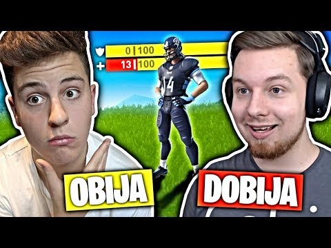JACOB OBIJA MANOYEK ZABIJA FORTNITE CHALLENGE!
