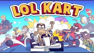 LoL Karts via Omlet Arcade!// training day