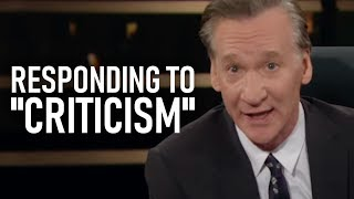 """Responding To """"Criticism"""" On My Bill Maher vs Stan Lee Video"""