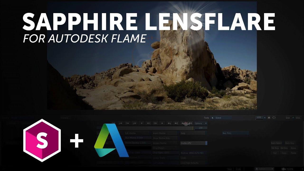 Boris FX | Sapphire for Autodesk