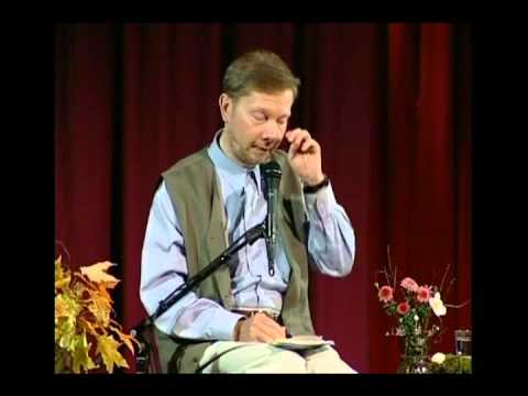 Eckhart Tolle  Laughter Breaks Through the Ego