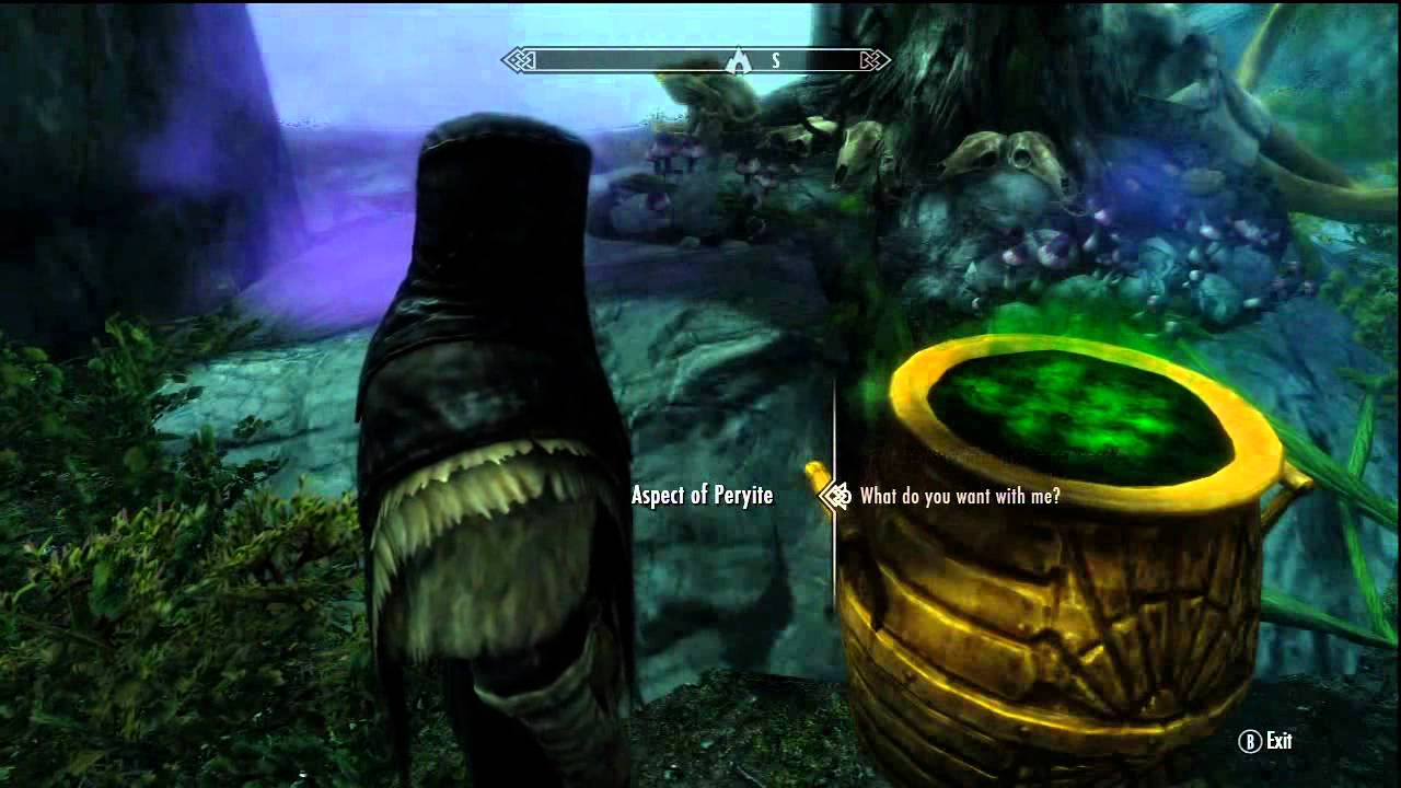 Skyrim Spell Breaker Shield The Only Cure Quest Youtube