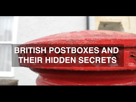 British Postboxes And Their Hidden Secrets