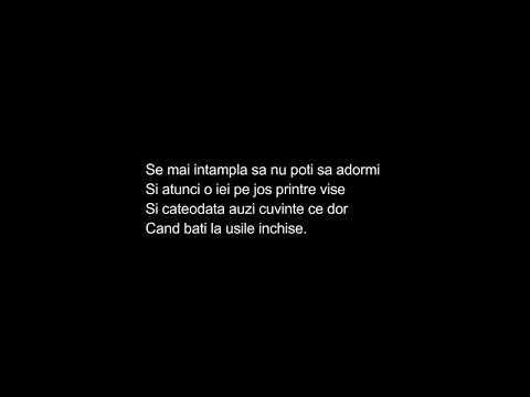 Dorian Popa - Ghinionist   Versuri / Lyrics